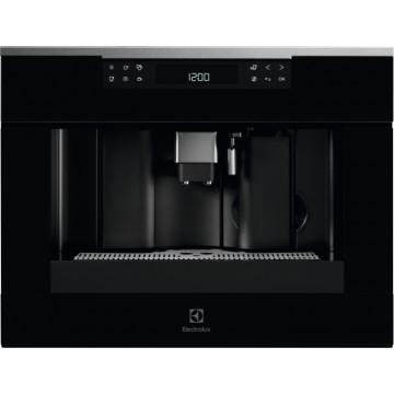 Vestavné spotřebiče - Electrolux KBC65X vestavný kávovar, černý