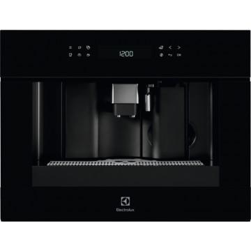 Vestavné spotřebiče - Electrolux KBC65Z vestavný kávovar, černý