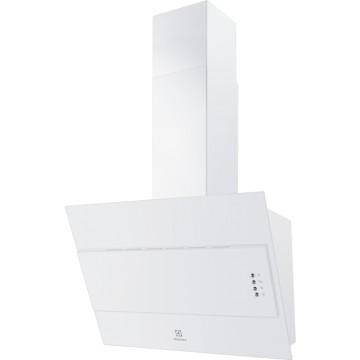 Vestavné spotřebiče - Electrolux LFV316W komínový odsavač par, bílý, 60 cm