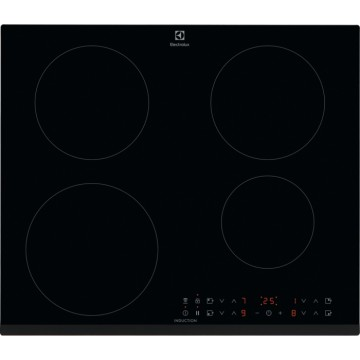 Vestavné spotřebiče - Electrolux CIR60433 indukční varná deska, černá, 60 cm