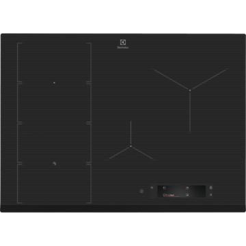 Vestavné spotřebiče - Electrolux EIS7548 indukční varná deska SenseFry, 71 cm