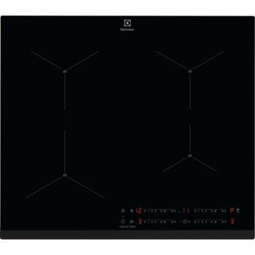 Vestavné spotřebiče - Electrolux EIS62443 indukční varná deska SenseBoil, Hob2Hood, černá, 60 cm