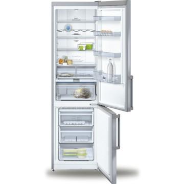 Volně stojící spotřebiče - Lord C1 volně stojící kombinovaná chladnička, NoFrost, nerez, A++, 5 let záruka