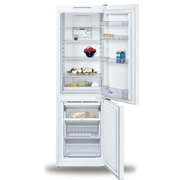 Volně stojící spotřebiče - Lord C2 volně stojící kombinovaná chladnička, NoFrost, bílá, A++, 5 let záruka