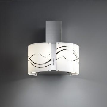Vestavné spotřebiče - Falmec FENICE/LED MIRABILIA Wall - nástěnný odsavač, 67 cm, 800 m3