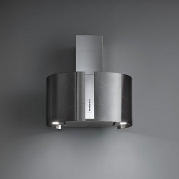 Vestavné spotřebiče - Falmec GROOVE/LED MIRABILIA Wall - nástěnný odsavač, 67 cm, 800 m3
