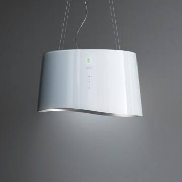 Vestavné spotřebiče - Falmec MARE E-ION Island - ostrůvkový odsavač, 66 cm, bílý, 450 m3
