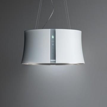 Vestavné spotřebiče - Falmec ZEPHIRO E-ION Island - ostrůvkový odsavač, 67 cm, bílý, 450 m3