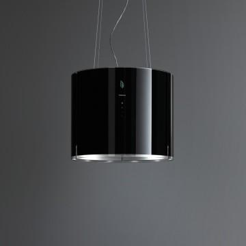 Vestavné spotřebiče - Falmec EOLO E-ION Island - ostrůvkový odsavač, 45 cm, černý, 450 m3