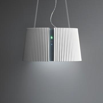 Vestavné spotřebiče - Falmec MARILYN E-ION Island - ostrůvkový odsavač, 67 cm, bílý, 450 m3