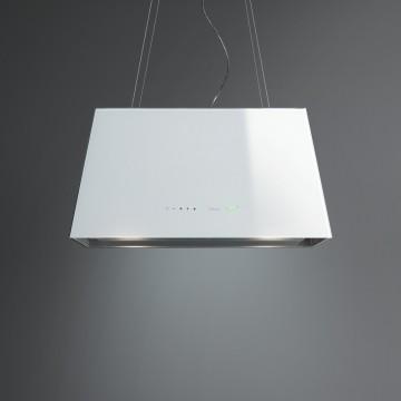 Vestavné spotřebiče - Falmec LUMIERE E-ION Island - ostrůvkový odsavač, 67 cm, bílý, 450 m3