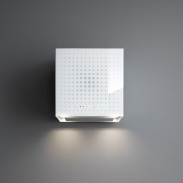 Vestavné spotřebiče - Falmec RUBIK E-ION Island - ostrůvkový odsavač, 42 cm, bílý, 450 m3
