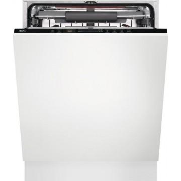 Vestavné spotřebiče - AEG Mastery FSE63717P vestavná myčka nádobí s příborovou zásuvkou, 60 cm, A+++