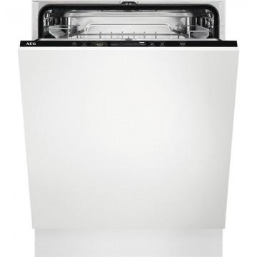 Vestavné spotřebiče - AEG FSB52637Z vestavná myčka nádobí AirDry, 60 cm, A++