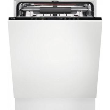 Vestavné spotřebiče - AEG Mastery FSE63707P vestavná myčka nádobí s příborovou zásuvkou, 60 cm, A+++