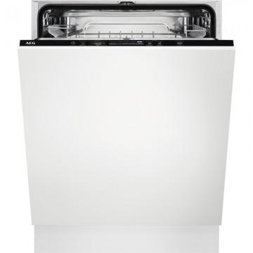 Vestavné spotřebiče - AEG FSB53637Z vestavná myčka nádobí AirDry, 60 cm, A+++