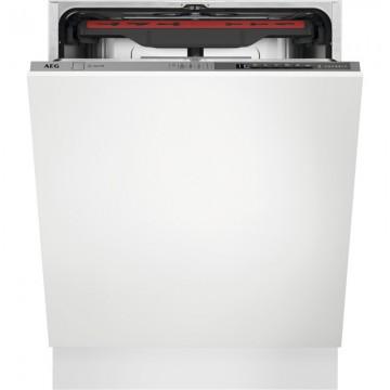 Vestavné spotřebiče - AEG Mastery FSE52910Z vestavná myčka nádobí s příborovou zásuvkou, 60 cm, A++