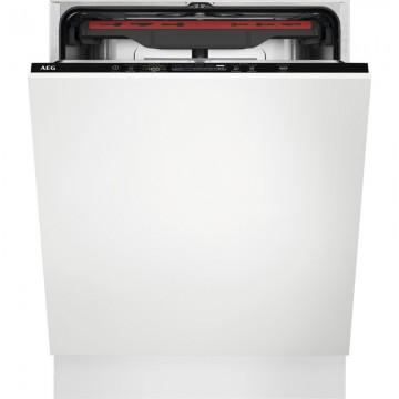Vestavné spotřebiče - AEG Mastery FSB53927Z vestavná myčka nádobí s příborovou zásuvkou, 60 cm, A+++