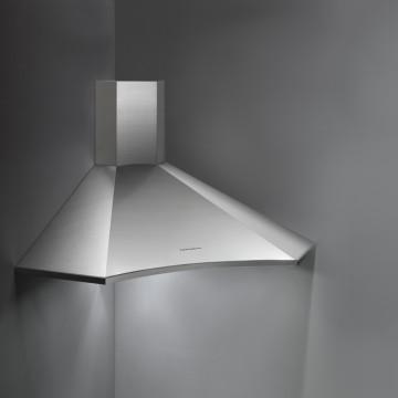 Vestavné spotřebiče - Falmec ELIOS DESIGN Corner - rohový odsavač, 100 cm, nerez, 800 m3