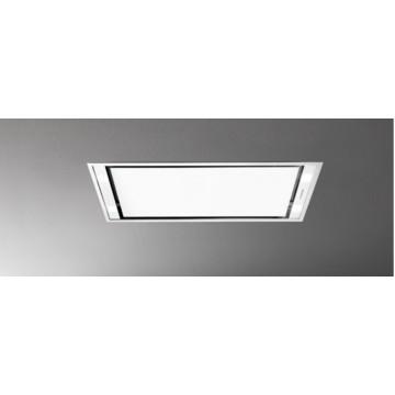 Vestavné spotřebiče - Falmec STELLA WHITE DESIGN Ceiling, stropní odsavač, bílý, 90 cm, Slim motor 800 m3/h