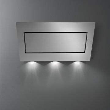 Vestavné spotřebiče - Falmec QUASAR TOP FASTEEL DESIGN Wall - nástěnný odsavač, 120 cm, nerez, 800 m3