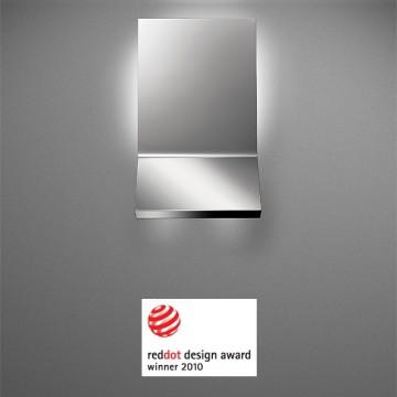 Vestavné spotřebiče - Falmec RIALTO DESIGN Wall - nástěnný odsavač, šířka 55 cm, výška 100 cm, 800 m3/h