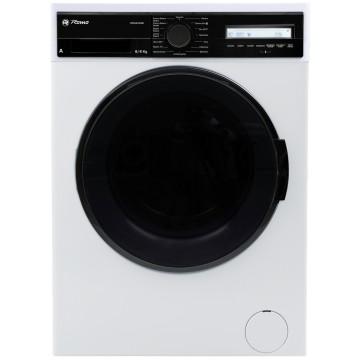 Volně stojící spotřebiče - Romo RDW8140B volně stojící pračka se sušičkou, A