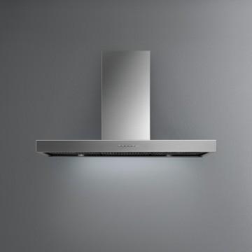 Vestavné spotřebiče - Falmec PLANE DESIGN Wall - nástěnný odsavač, 90 cm, nerez, 800 m3