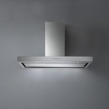Vestavné spotřebiče - Falmec PLANE TOP FASTEEL DESIGN Wall - nástěnný odsavač, 90 cm, nerez, 800 m3/h