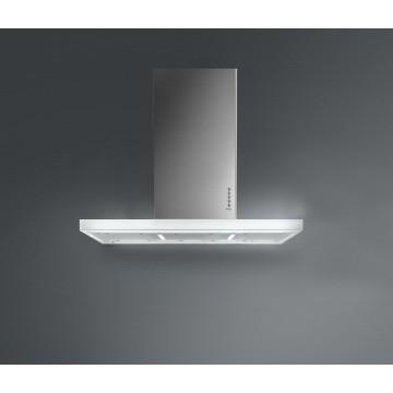 Vestavné spotřebiče - Falmec LUX FASTEEL DESIGN Wall - nástěnný odsavač, 90 cm, nerez, 800 m3/h