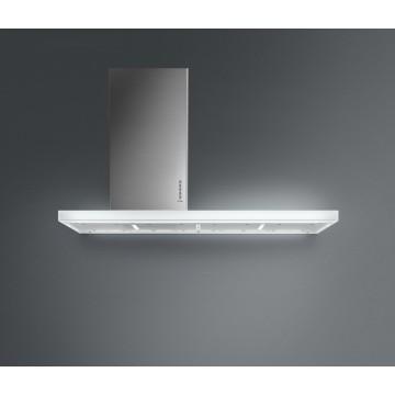 Vestavné spotřebiče - Falmec LUX FASTEEL DESIGN Wall - nástěnný odsavač, 120 cm, nerez, 800 m3/h