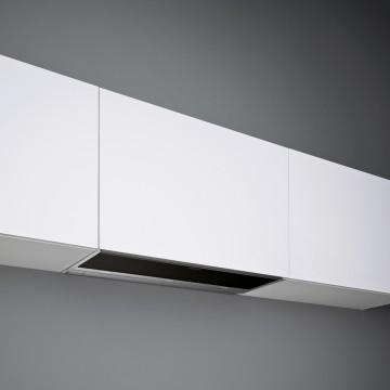 Vestavné spotřebiče - Falmec MOVE DESIGN Built-in - vestavný odsavač, 90 cm, černé sklo, 800 m3/h