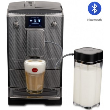 Malé domácí spotřebiče - Nivona NICR 789 automatický kávovar, Antracit s 3D efektem/chrom
