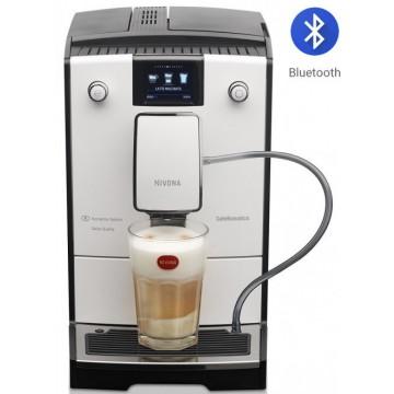 Malé domácí spotřebiče - Nivona NICR 779 automatický kávovar, Bílá s 3D efektem/chrom