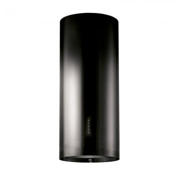 Vestavné spotřebiče - Falmec POLAR BLACK DESIGN Island - ostrůvkový odsavač, šířka 35 cm, černý, 800 m3/h
