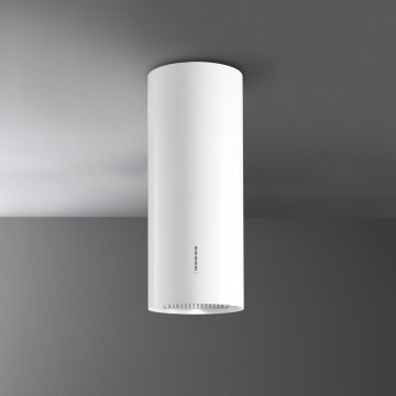 Vestavné spotřebiče - Falmec POLAR WHITE DESIGN Wall - nástěnný odsavač, šířka 35 cm, bílý, 800 m3/h