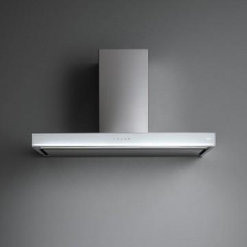 Vestavné spotřebiče - Falmec BLADE DESIGN Island - ostrůvkový odsavač, šířka 90 cm, bílá/nerez, 800 m3/h