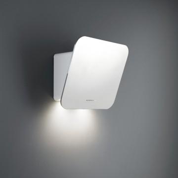 Vestavné spotřebiče - Falmec TAB DESIGN Wall - nástěnný odsavač, šířka 60 cm, bílá/nerez, 800 m3/h