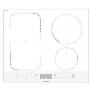 Vestavné spotřebiče - Brandt BPI9449W deska indukční, 4 roky záruka po registraci