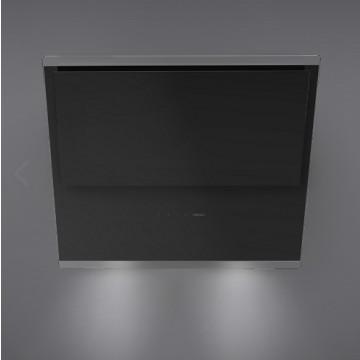 Vestavné spotřebiče - Falmec VERSO DESIGN Wall - nástěnný odsavač, šířka 55 cm, černé sklo, 800 m3/h