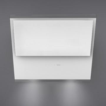 Vestavné spotřebiče - Falmec VERSO DESIGN Wall - nástěnný odsavač, šířka 55 cm, bílé sklo, 800 m3/h