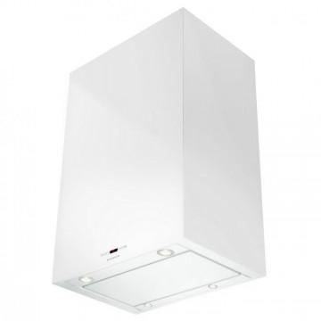 Vestavné spotřebiče - Faber Cubia Isola Gloss PLUS EV8 WH A45  - ostrůvkový odsavač, bílá, šířka 45cm