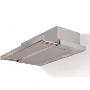 Vestavné spotřebiče - Faber Flexa HIP AM/X A50  - výsuvný odsavač, šedá / lišta nerez, šířka 50cm