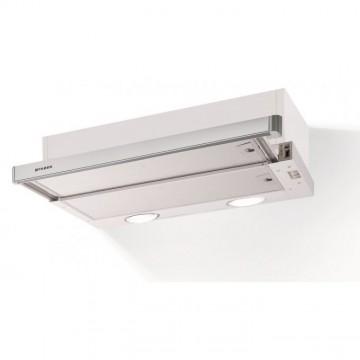 Vestavné spotřebiče - Faber Flexa HIP W A50  - výsuvný odsavač, bílá / lišta bílá, šířka 50cm