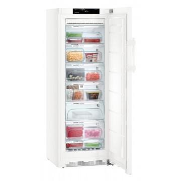 Volně stojící spotřebiče - Liebherr GN 3735 Comfort - Skříňová mraznička, BluPerformance, NoFrost, objem 230 l, A+++