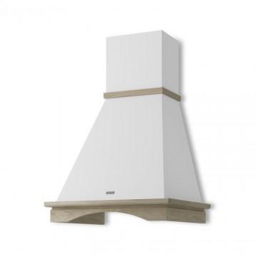 Vestavné spotřebiče - Faber RANCH WH A60 s rámem  - rustikální odsavač, bílá, šířka 60cm