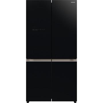 Volně stojící spotřebiče - Hitachi R-WB640VRU0-GBK chladnička r-wb640vru0 (gbk)