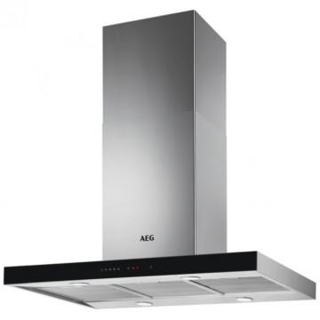 Vestavné spotřebiče - AEG Mastery DIE5961HG ostrůvkový odsavač, Hob2Hood, nerez/černá, 90 cm