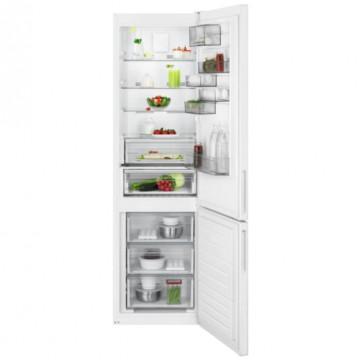 Volně stojící spotřebiče - AEG Mastery RCB636E4MW volně stojící kombinovaná chladnička, NoFrost, bílá, A++