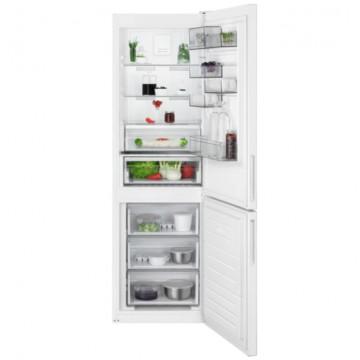 Volně stojící spotřebiče - AEG Mastery RCB632E4MW volně stojící kombinovaná chladnička, NoFrost, bílá, A++